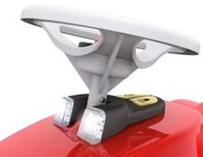 LED-ljus till Big Bobby Car
