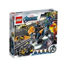 Avengers Autotaistelu, LEGO Super Heroes (76143)