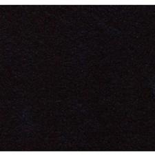 Askarteluhuopa, lev. 45 cm, paksuus 1,5 mm, 1 m, musta
