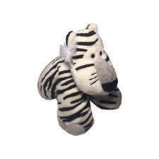 Teddy Beanies Zebra, Liten, Teddykompaniet