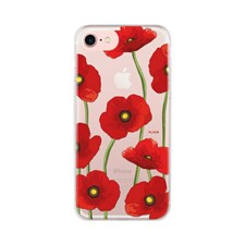 Mobildeksel, Poppy, Til iPhone 6/6S/7/8, Colourful, FLAVR