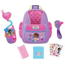 First Responders Backpack Set 7 delar, Doc McStuffins