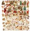 Glansbilder, ark 16,5x23,5 cm, jul, 30ass. ark