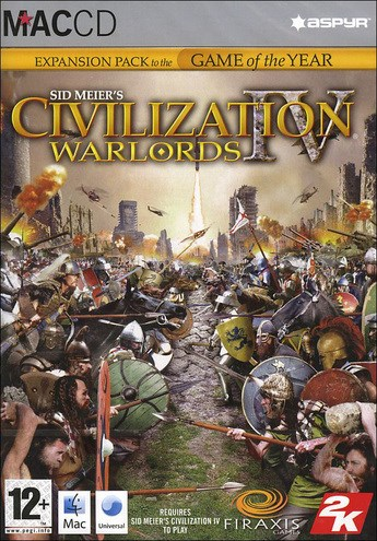 Civilization IV - Warlords (expansion)  Wendros - pc & mac