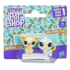 Kami Koalapuff Mini 2-Pack, Littlest Pet Shop