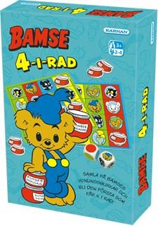 Bamse 4 i rad