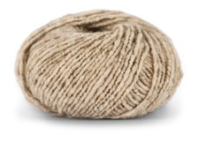 Knit At Home Soft Superkid Garn Mohair Ullmix 50 g Beige Melert 1006