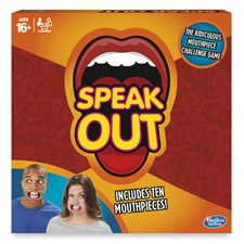Speak Out Refresh NO/DK, Hasbro