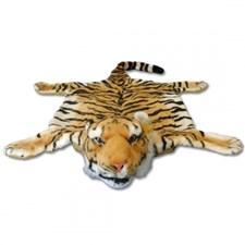 Tigerskinnteppe Brun