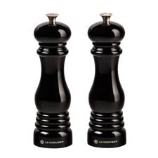 Le Creuset Salt- och Peppar Kvarnset Höjd 21 cm Black