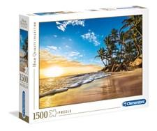 Pussel HQC Tropical Sunrise, 1500 bitar, Clementoni
