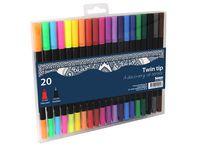 målarpennor för vuxna