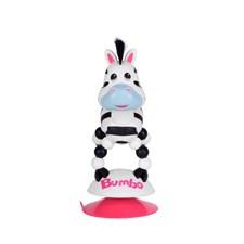 Leksak med sugkopp Zebra, Bumbo