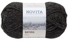 Novita Natura Wool Garn 50g, varg 098