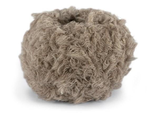Dale Garn Pure Eco Fur Økologisk Ullmix 50 g Beige Melert 1106