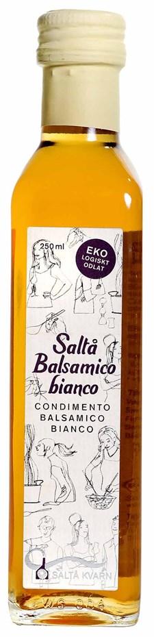 Saltå Kvarn Balsamico Bianco 250 ml