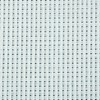 Aidastoff, hvit, str. 50x50 cm, 24 ruter pr. 10 cm , 1 stk.