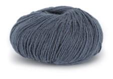 Du store Alpakka Sterk Ullmix 50 g Mørk Gråblå 861