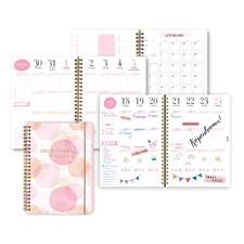 Kalender 19-20 Burde Life Planner Pink
