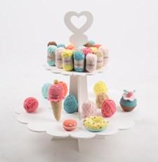 Phildar Amigurumi Pakkaus cupcake