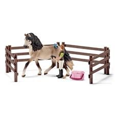 Hästset Andalusier, 42270, Schleich