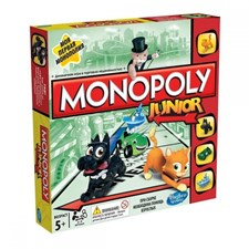 Monopol Junior Refresh SE/FI, Hasbro