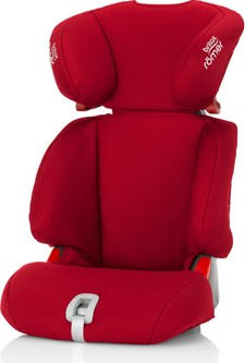 Bältesstol Discovery SL, Flame Red, Britax
