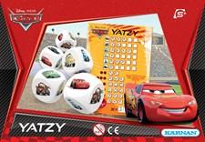 Yatzy Biler (Cars)