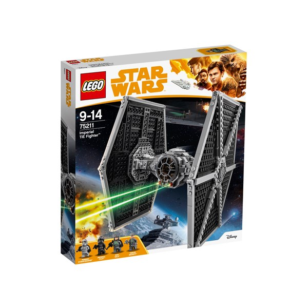 Imperial TIE Fighter™  LEGO Star Wars (75211)  Lego - lego & duplo