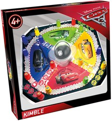 Cars 3 Kimble, Tactic