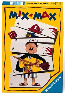 Mix Max, Spel, Ravensburger