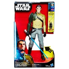 Star Wars Elektroninen Duell-hahmo Kanan Jarrus 30 cm