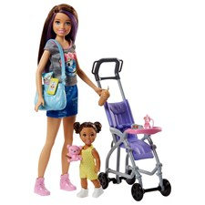 Skipper Babysitter, Barbie