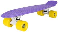 Stiga Skateboard, JOY 57 cm, Lilla