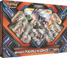 Pokémon Poké Box Shiny Tapu Koko-GX