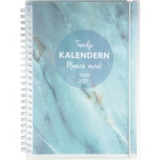 Burde Kalender 20-21 Planera mera