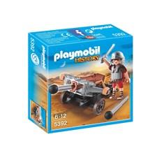 Legioonalainen ja heittokone, Playmobil History (5392)