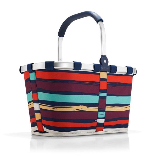 Reisenthel Carrybag Korg 22 L Artist stripes - övriga kökstillbehör