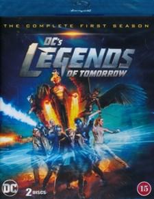 DC's Legends of tomorrow - Säsong 1 (Blu-ray)
