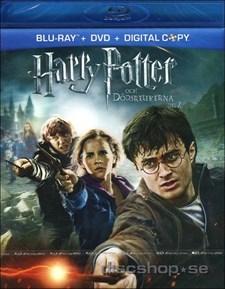 Harry Potter och Dödsrelikerna: Del 2 (Blu-ray + DVD)