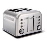 Morphy Richards Accent Brödrost Silver