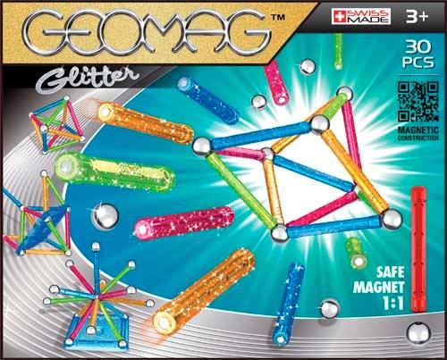 Geomag Glitter 30 osaa