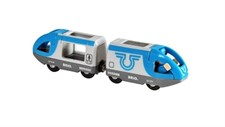 Paristokäyttöinen matkustajajuna, Brio-puurautatie