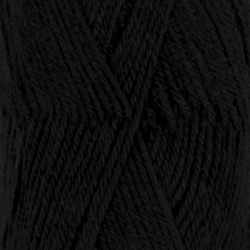Drops Nord Uni Colour Garn Alpackamix 50g Black 02