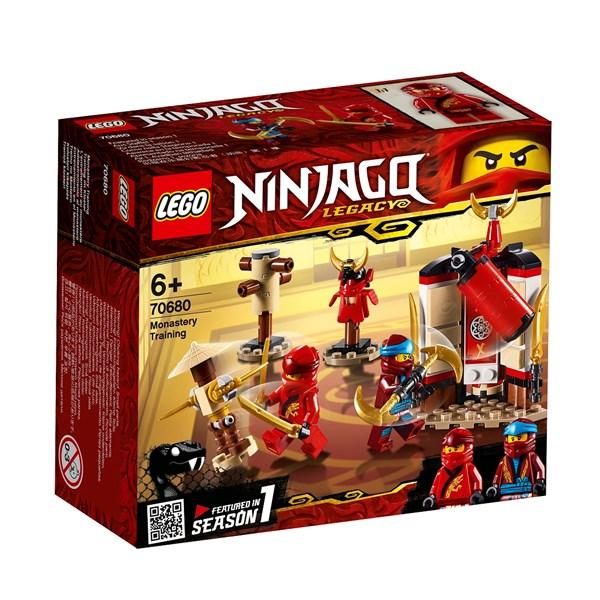 Tempelträning  LEGO NINJAGO (70680)  Lego - lego & duplo