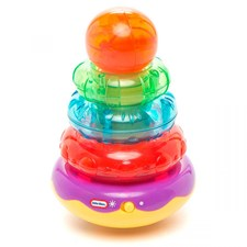 Lights 'n Sounds Stacker, Little Tikes